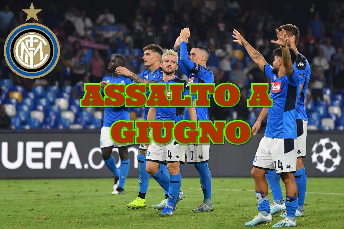 Calciomercato Inter Mertens