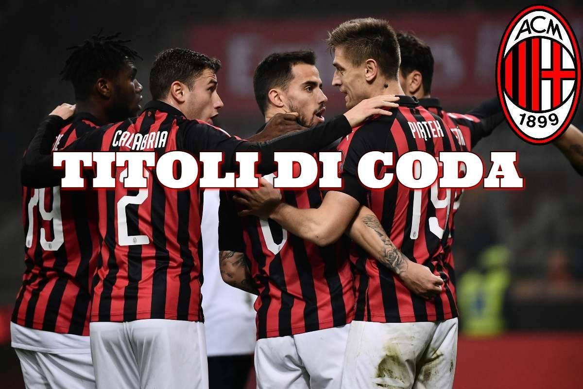 Calciomercato Milan Calabria Conti