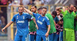 Coronavirus Juventus