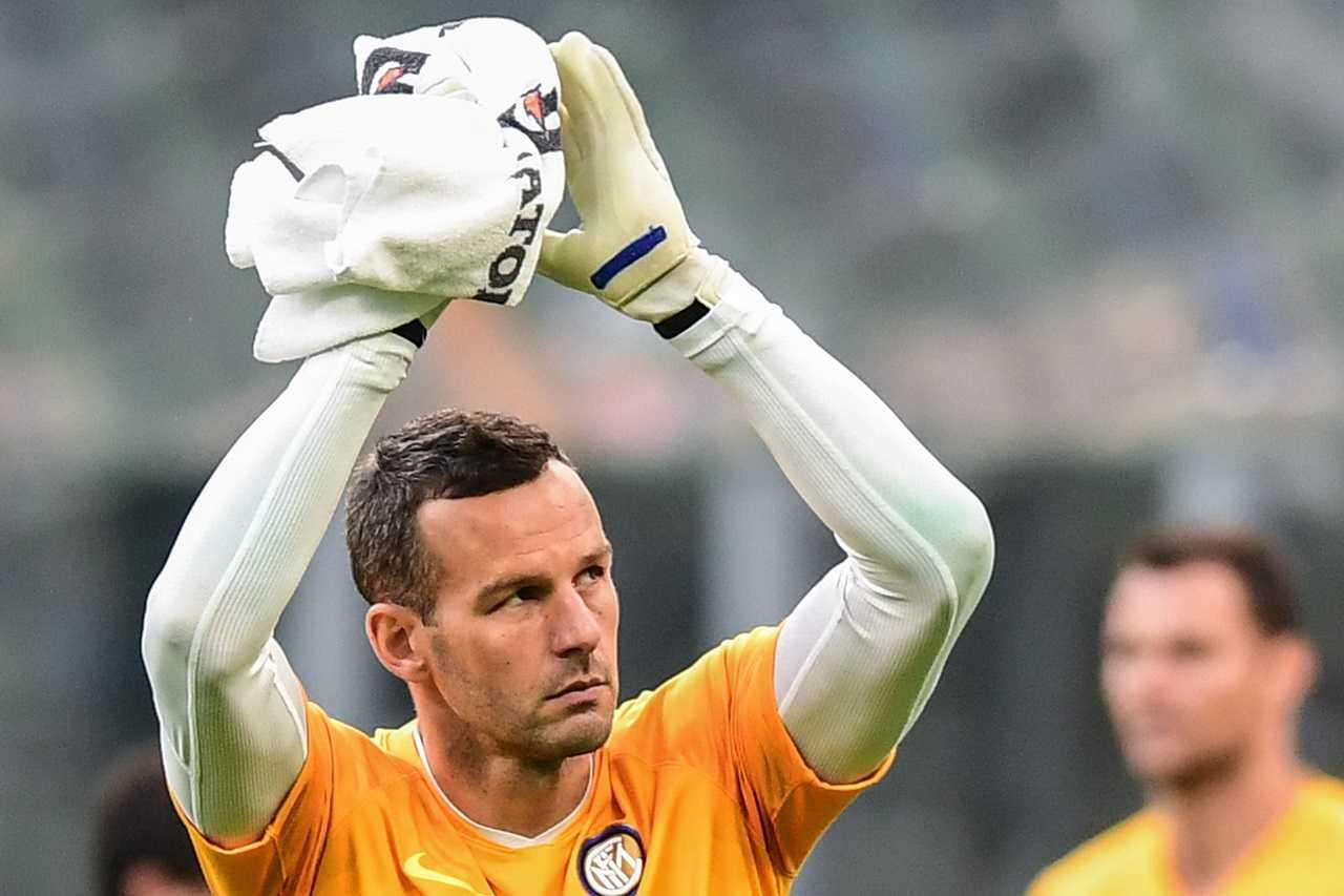 Calciomercato, post Handanovic: idee Musso, Cragno, Radu e il top player del Real Courtois