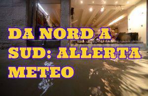 Allerta meteo, piogge intense e scuole ancora chiuse: la situazione
