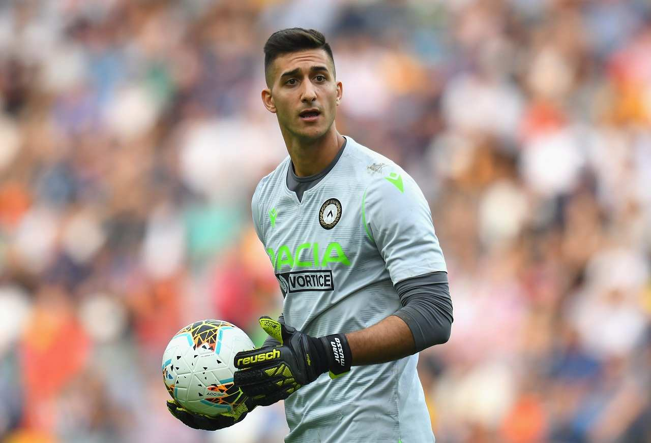 Calciomercato, post Handanovic: idee Musso, Cragno, Radu e il top player del Real Courtois