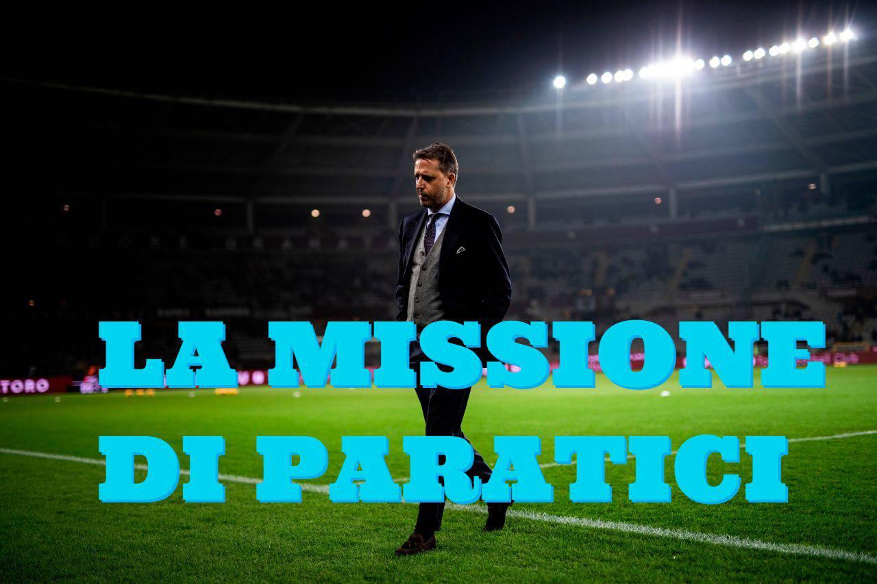 Calciomercato Juventus Paratici