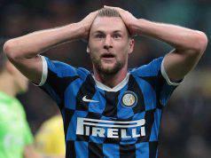 Calciomercato Inter, Real Madrid vicino a Skriniar: idee Rudiger, Milenkovic e Izzo per sostituirlo a giugno