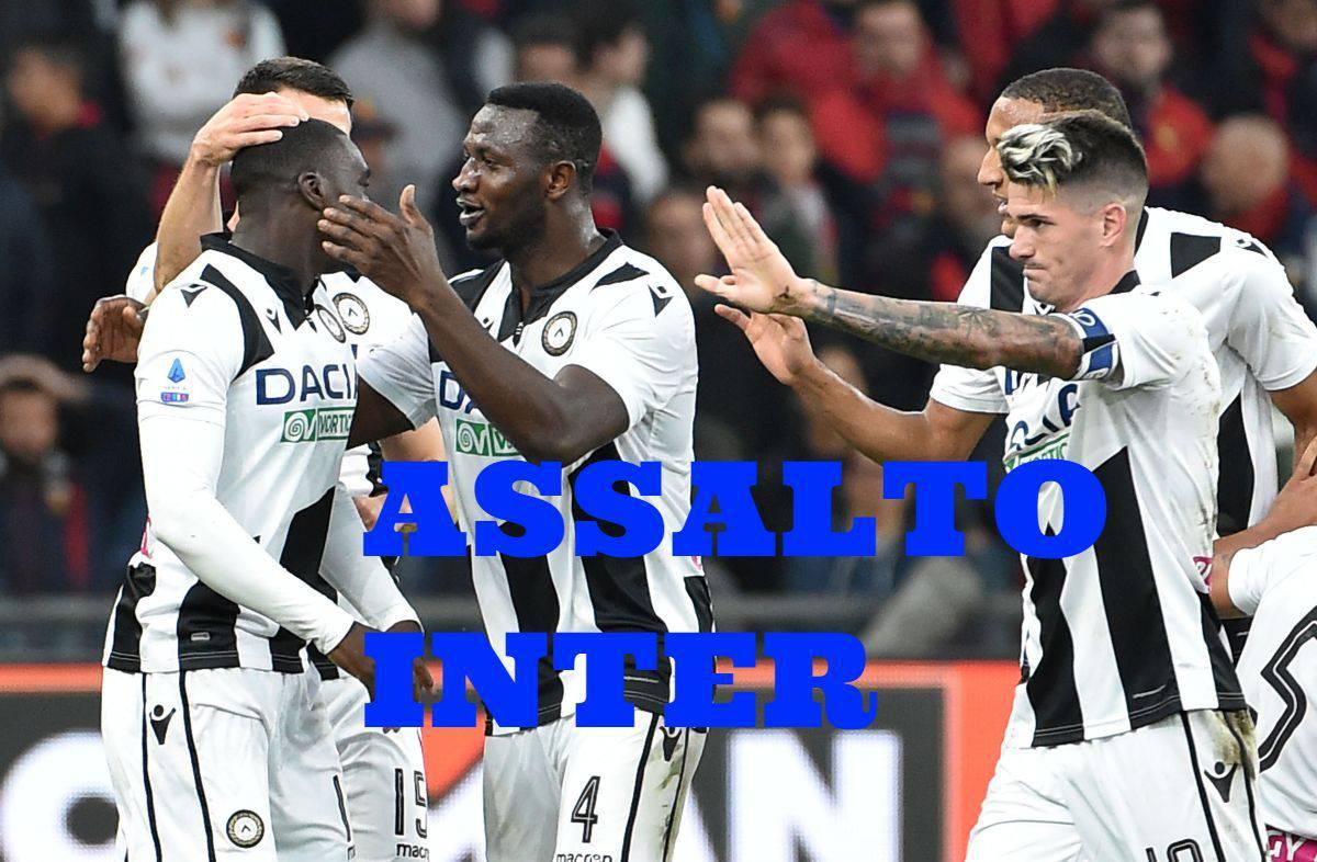 De Paul Calciomercato Inter