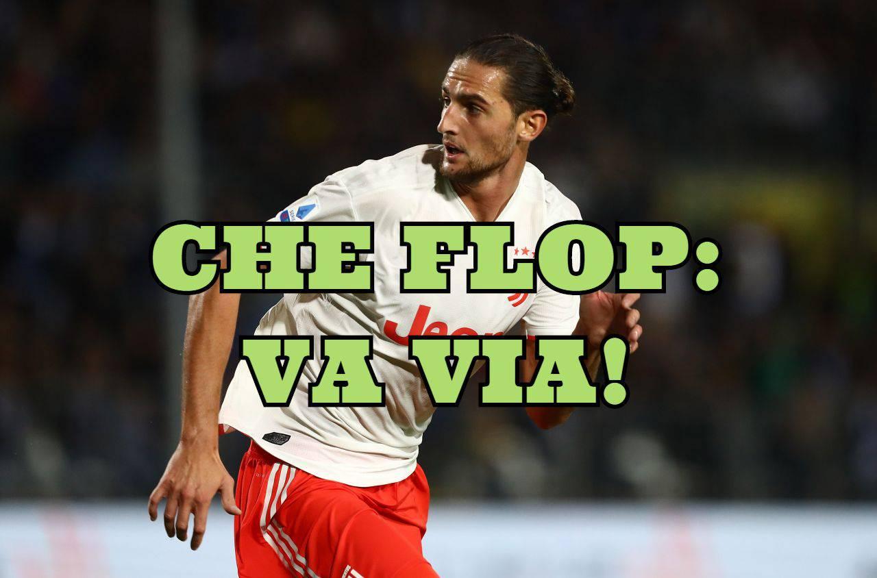 Calciomercato Juventus, flop Rabiot: la Premier valuta
