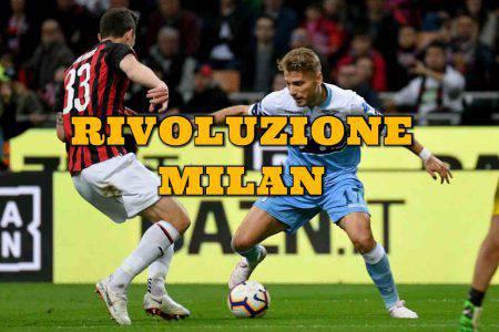 Calciomercato Milan Caldara Paqueta Rebic