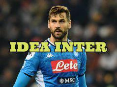 Calciomercato Inter, scambio Politano-Llorente col Napoli: l'ipotesi