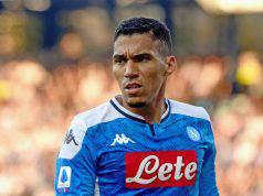 Allan Vecino Napoli Inter