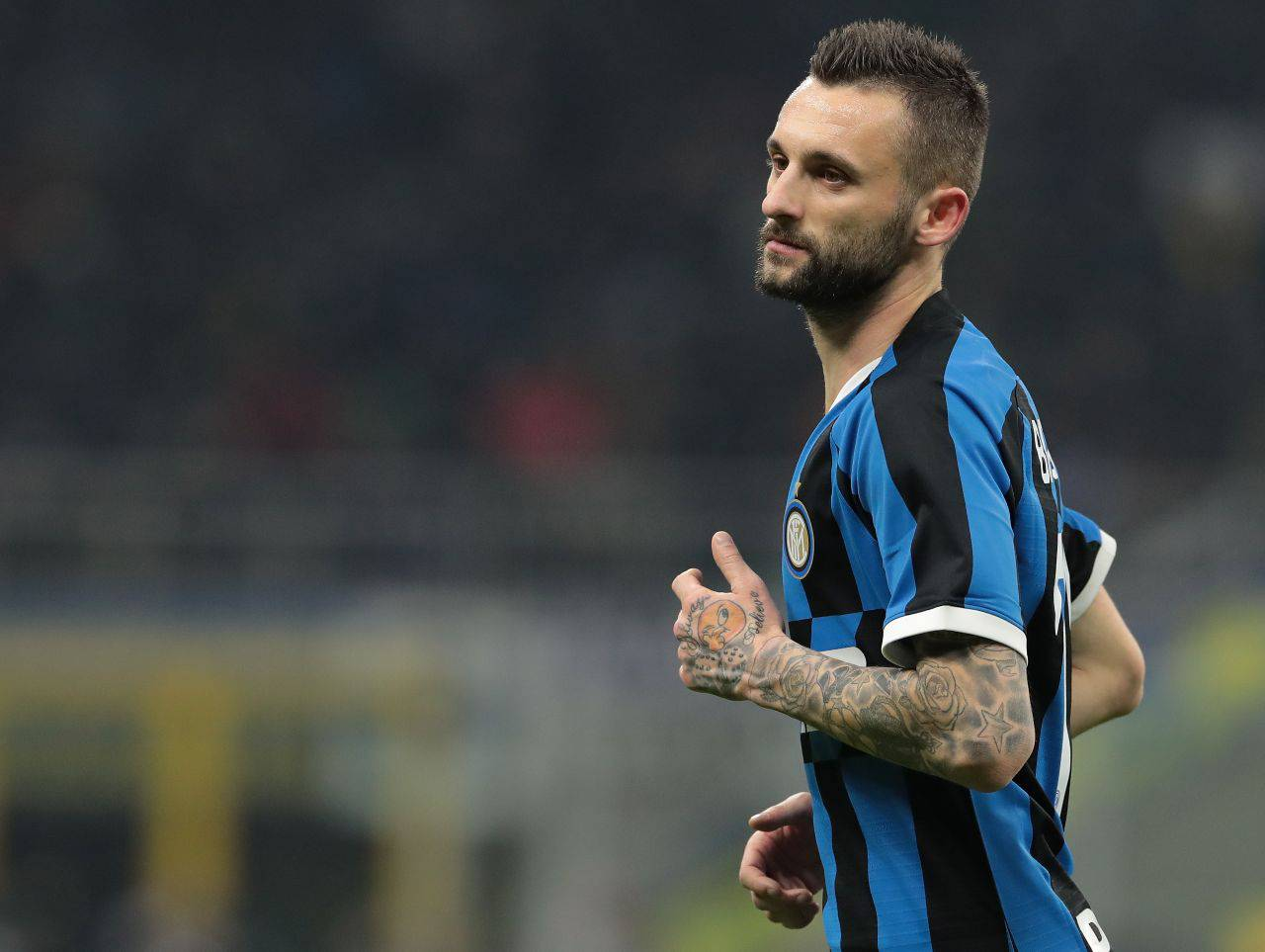 Inter Brozovic PSG