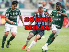 Calciomercato Milan Everton Gremio San Paolo