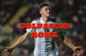 Calciomercato Roma Adolfo Gaich