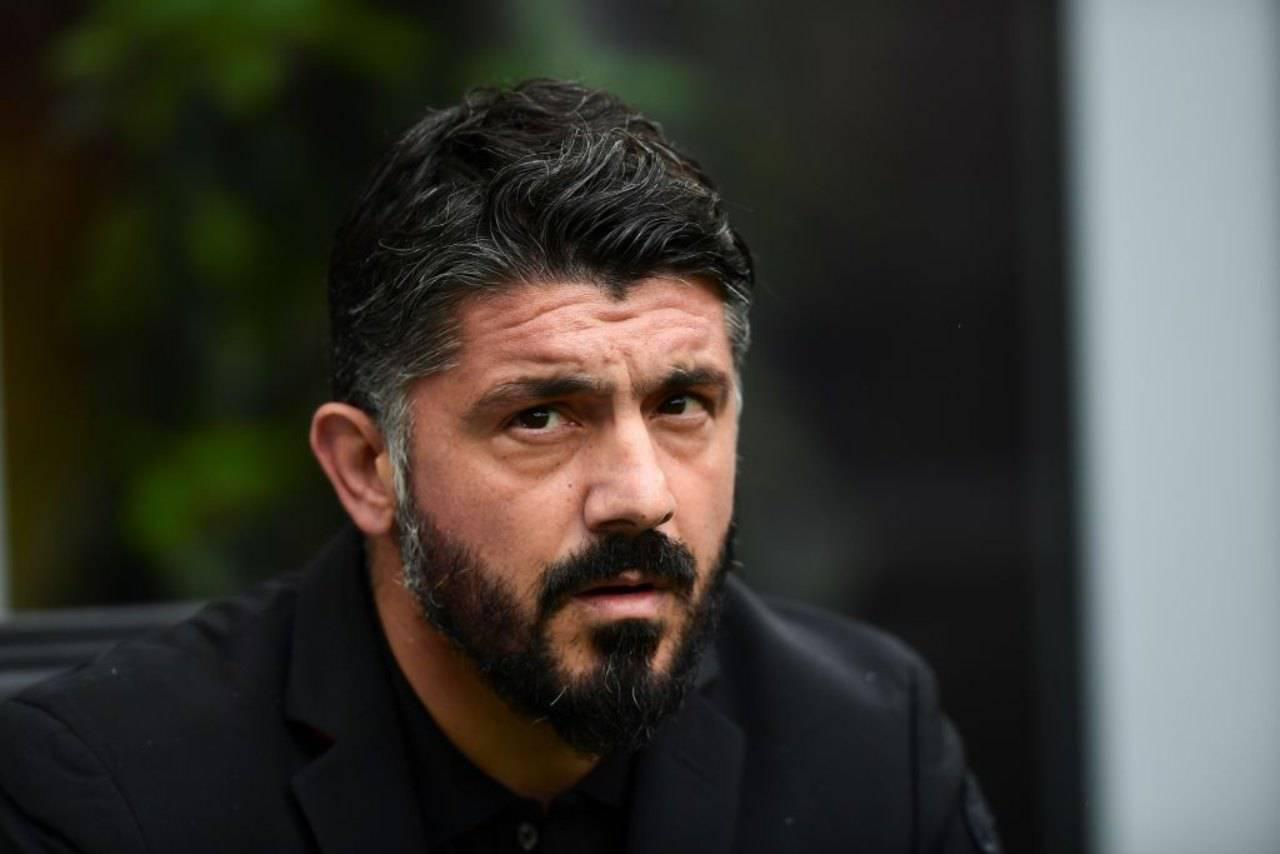 Calciomercato Napoli Gattuso Koulibaly