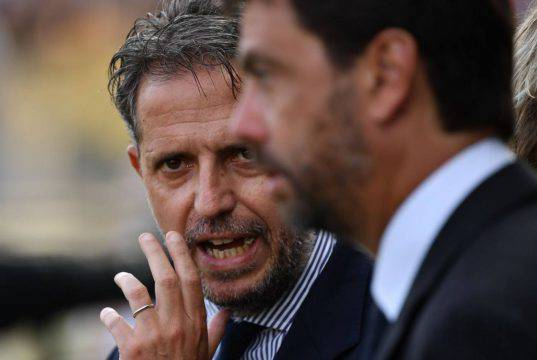 calciomercato Juventus Paratici Ansu Fati