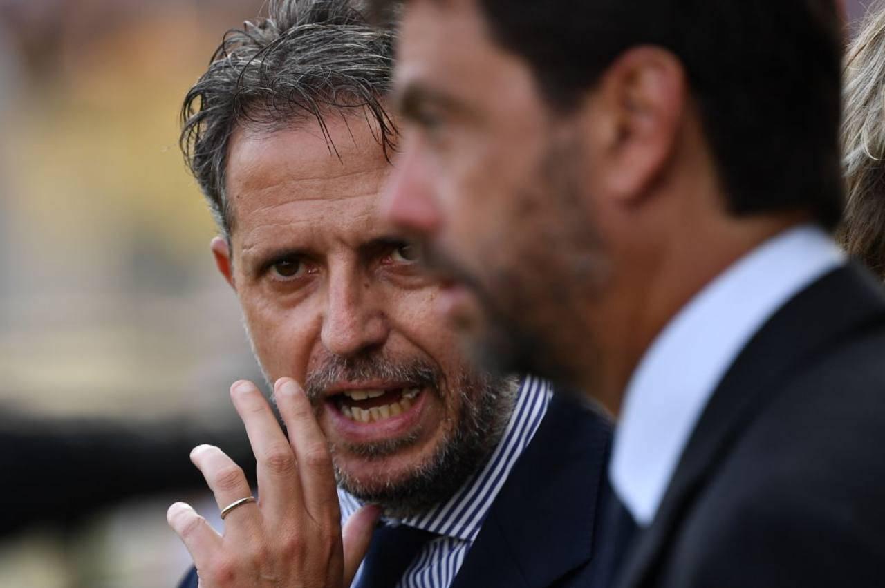 calciomercato Juventus Paratici Orsolini real madrid