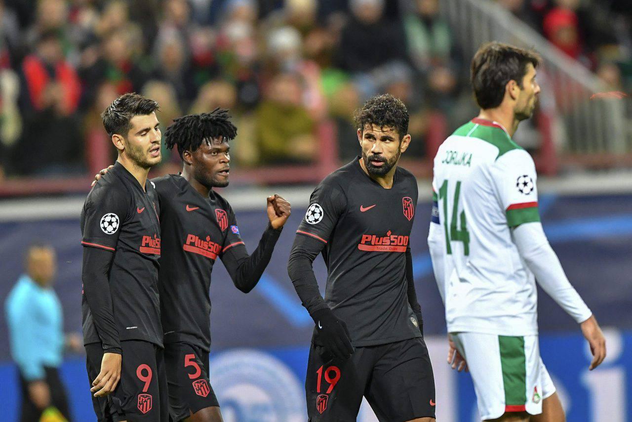 Diego Costa Morata Milan