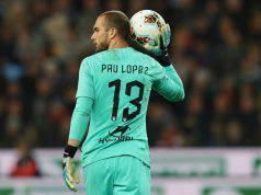 Inter-Roma, le novità sulle condizioni di Dzeko e Pau Lopez