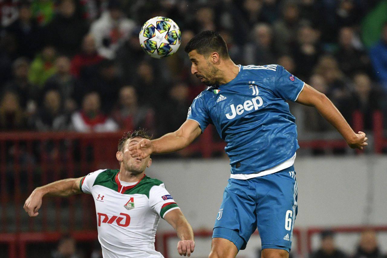 Calciomercato Juventus, Khedira Al-Duhail