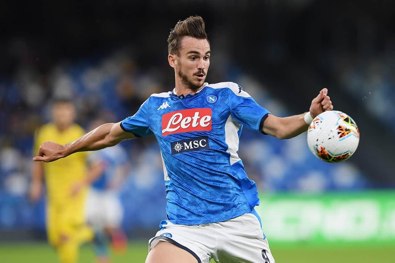 calciomercato Napoli Fabian Ruiz Jovic