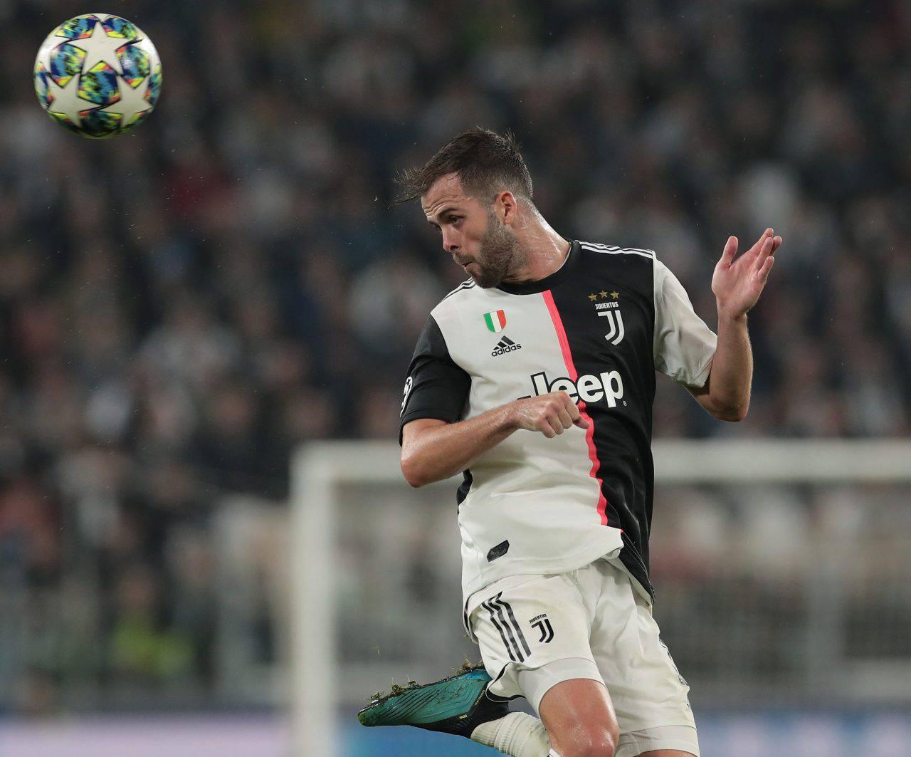 Juventus Brozovic Pjanic