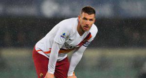 Inter-Roma, novità su Dzeko e Pau Lopez: le ultime di formazione