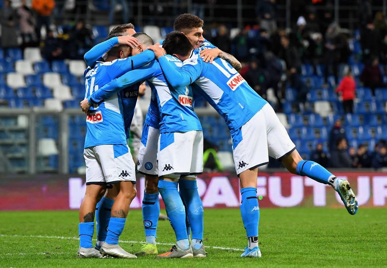 Allan Napoli Inter Juventus