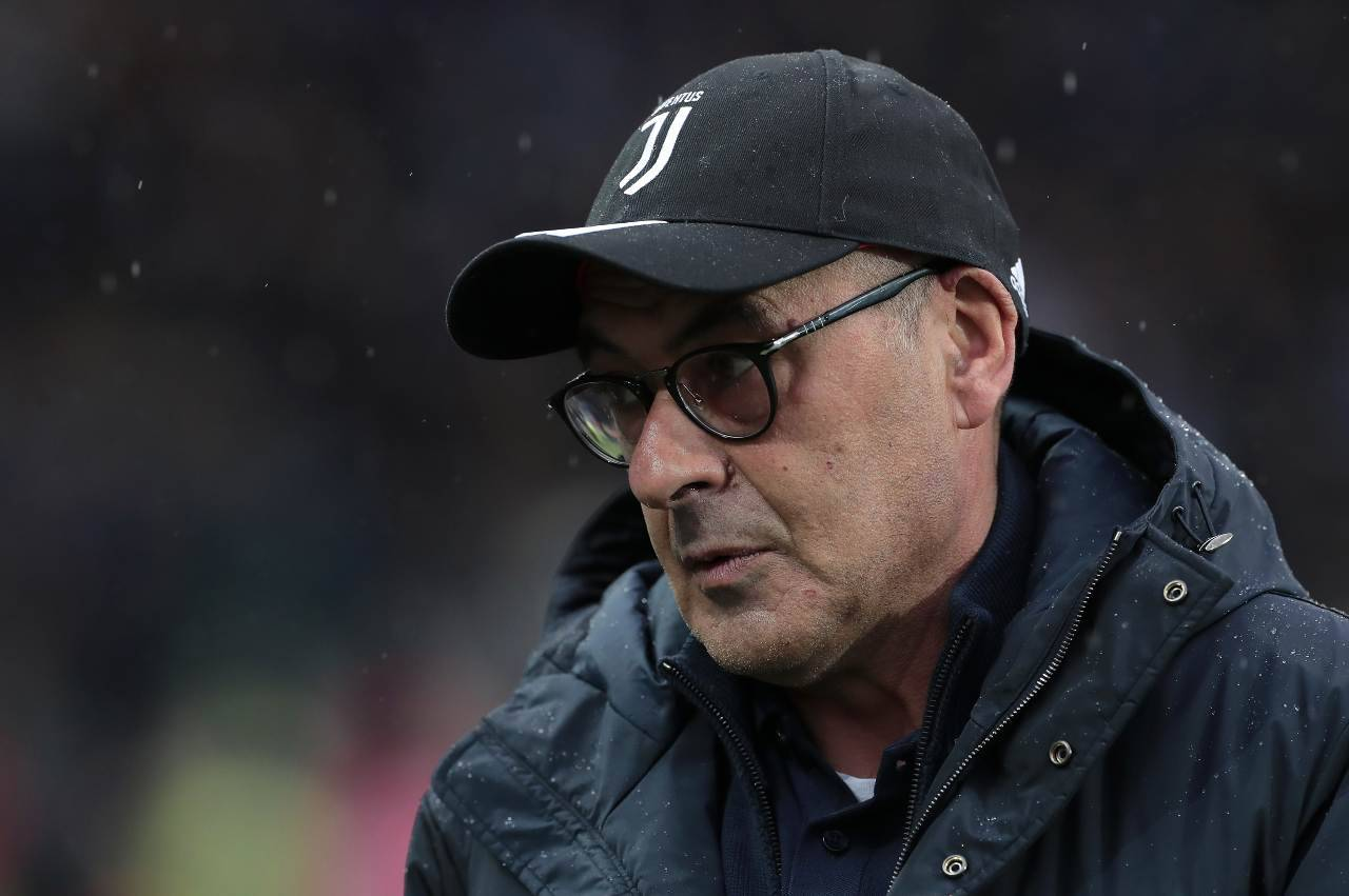 Juventus, che attacco a Sarri di Damascelli
