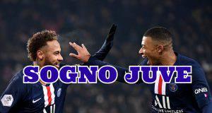 Mbappé Juventus