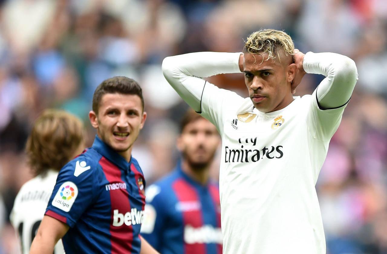 Covid 19 | Mariano Diaz, giocatore del Real Madrid, positivo