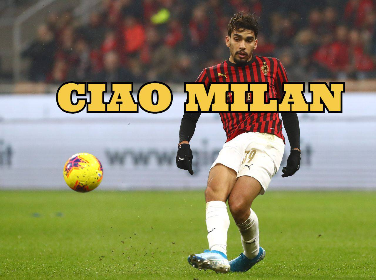 Cessioni Milan