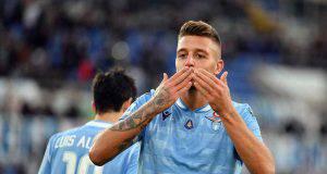 Calciomercato Lazio-Juventus Milinkovic-Savic e Correa nel mirino di Sarri