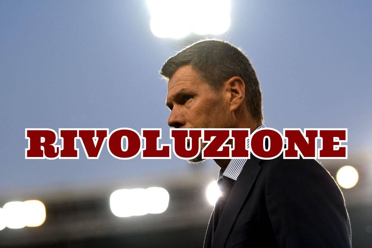Milan rivoluzione