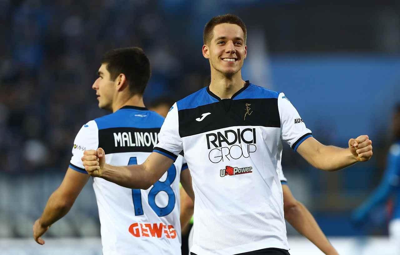 Calciomercato Inter, Vidal per gennaio: a giugno l'ex Milan Pasalic, lo manda Gasp