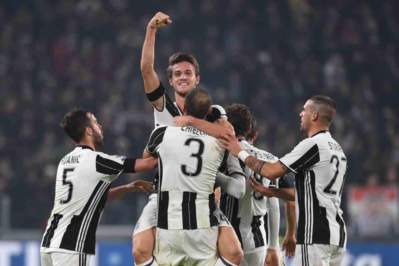 Calciomercato Juventus, per Rugani ennesima panchina e futuro incerto