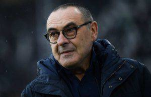 Juventus Sarri Willian
