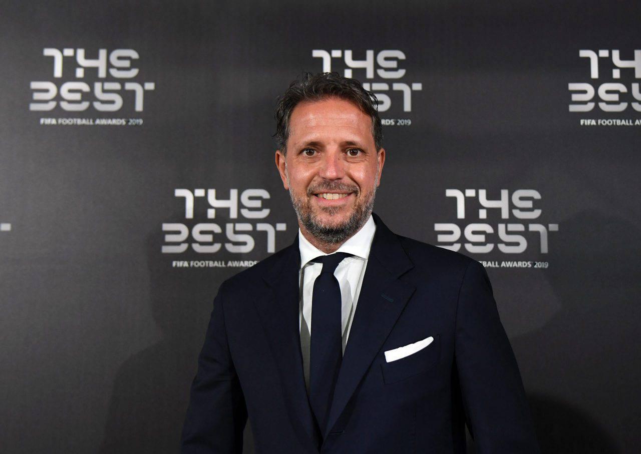 Calciomercato Juventus Paratici Kaio Jorge
