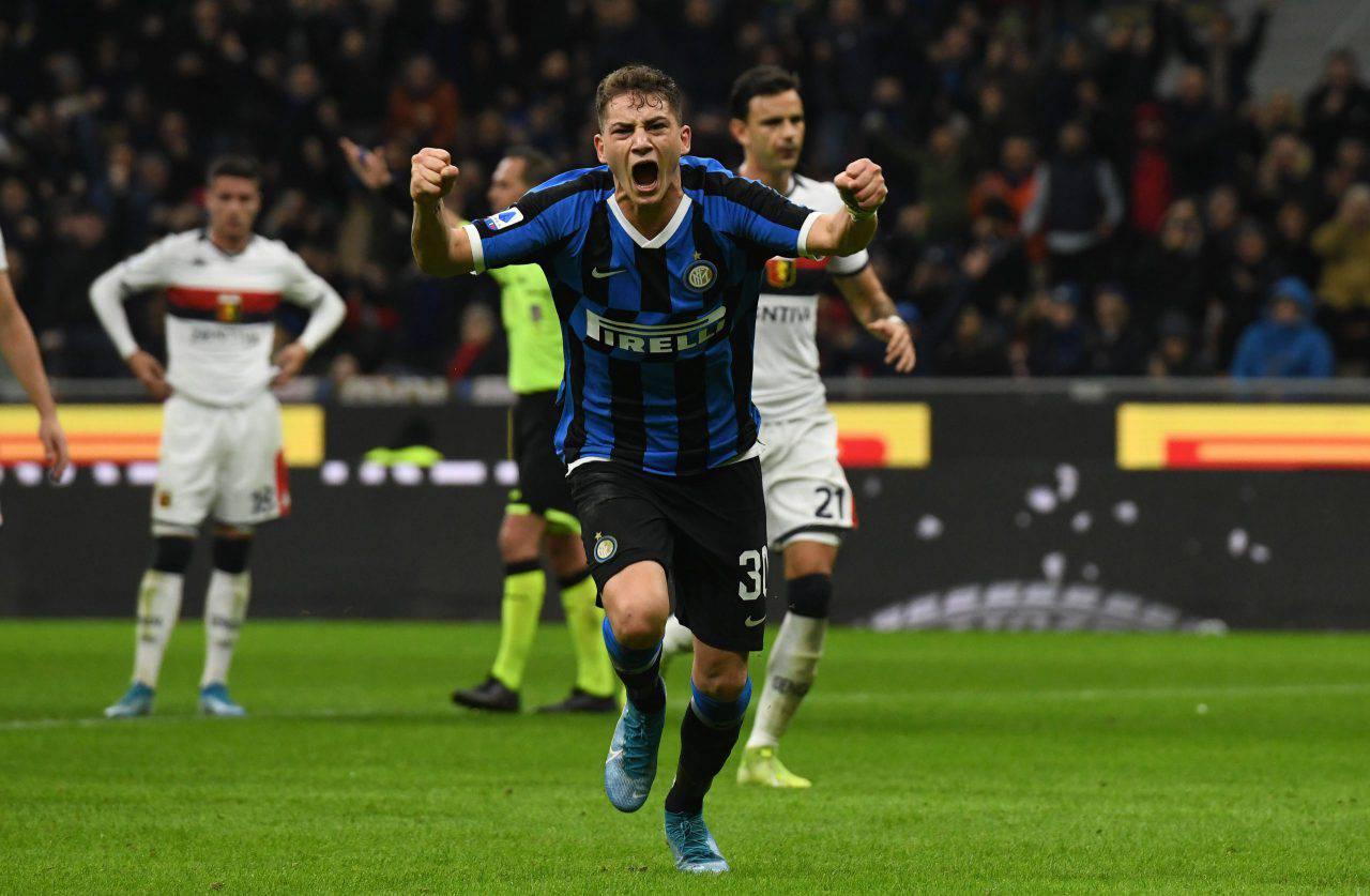 Esposito Inter Milan