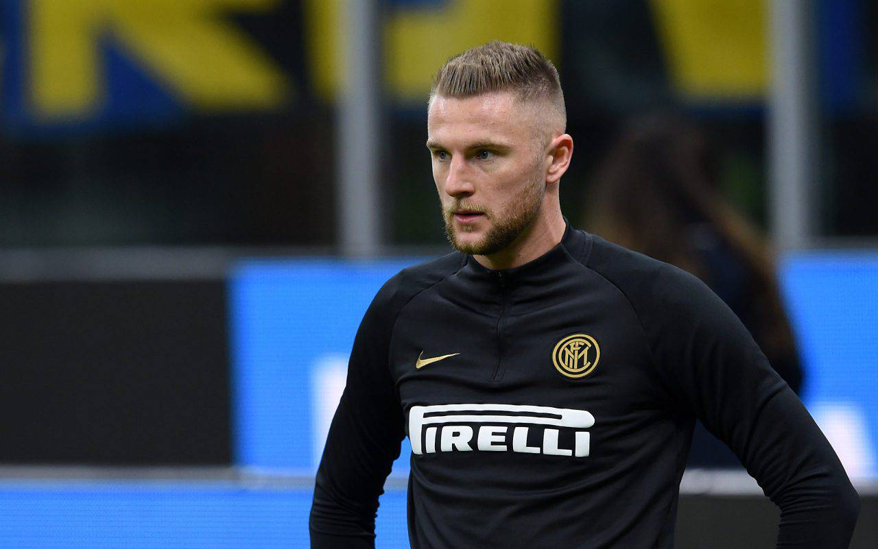 Inter Real Madrid su Skriniar