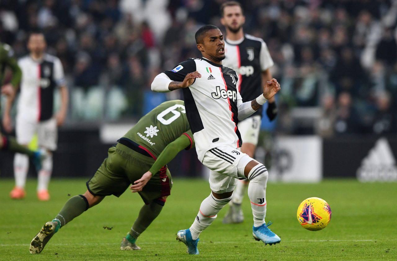 Calciomercato Juventus Douglas Costa Gabriel Jesus