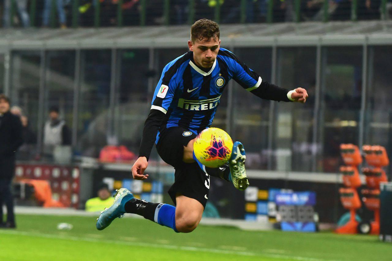 Esposito addio Inter
