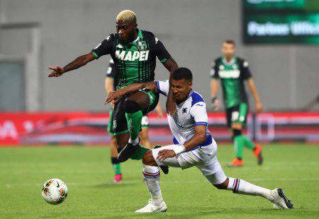 boga sassuolo getty images