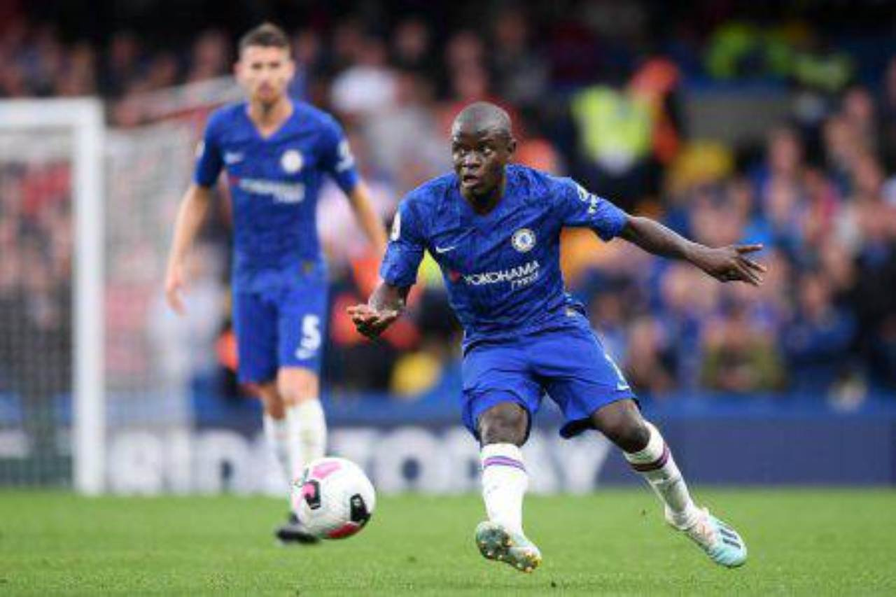Kante Real Madrid Juventus
