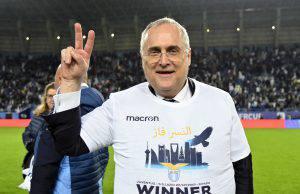 Calciomercato Lazio, Lotito Pedro Giroud
