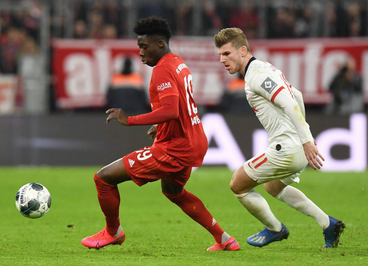 Werner Liverpool