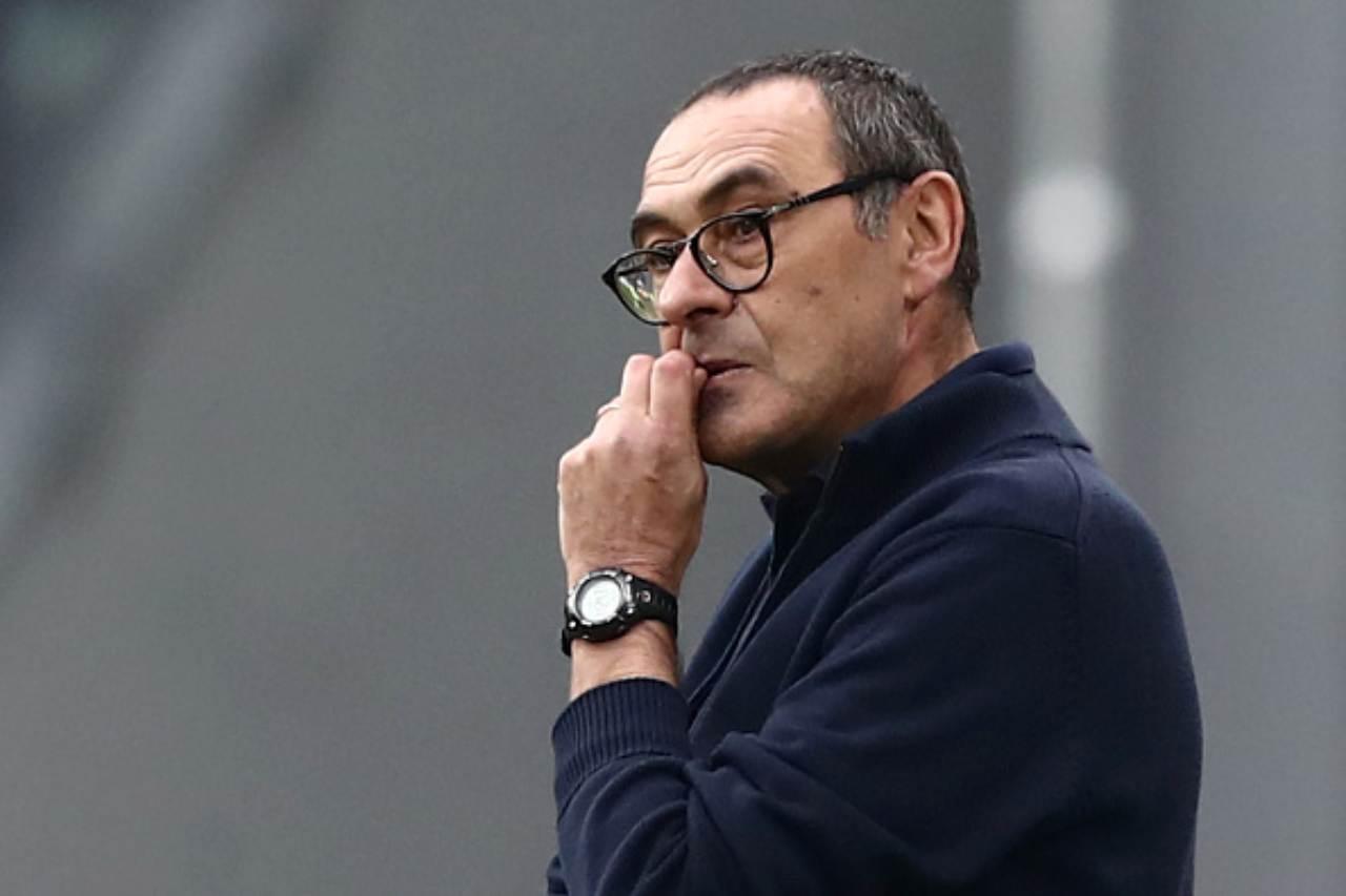 Calciomercato Juventus Sarri Khedira
