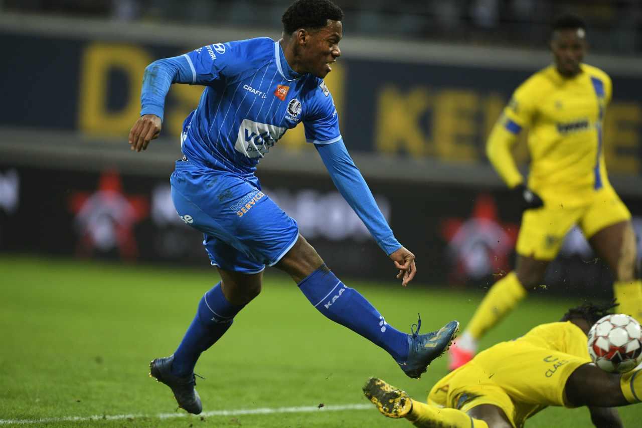 Jonathan David Calciomercato Milan e Inter