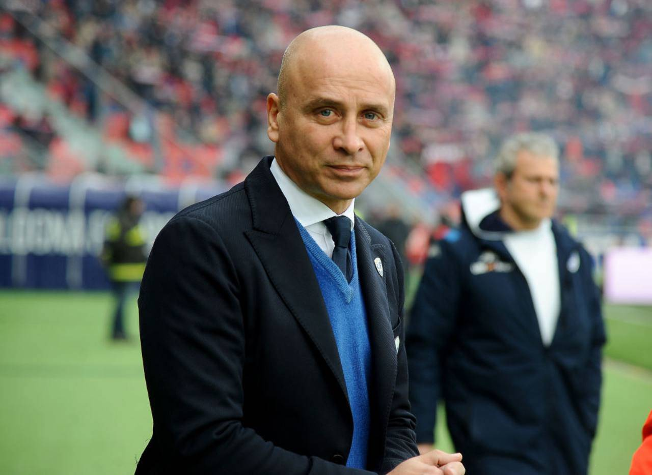 Calciomercato Brescia esonero Corini