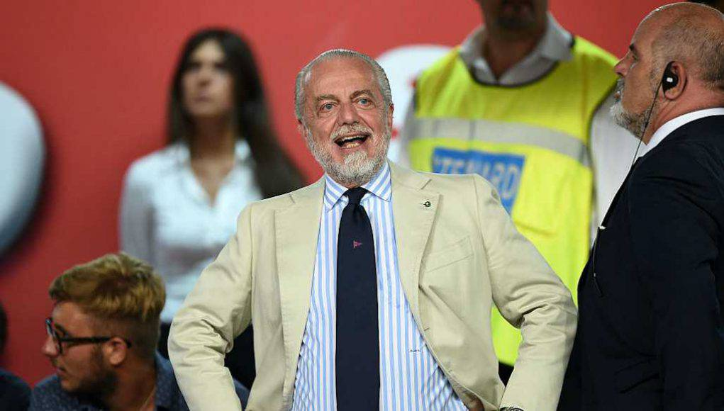 Napoli De Laurentiis vuole Junior Firpo