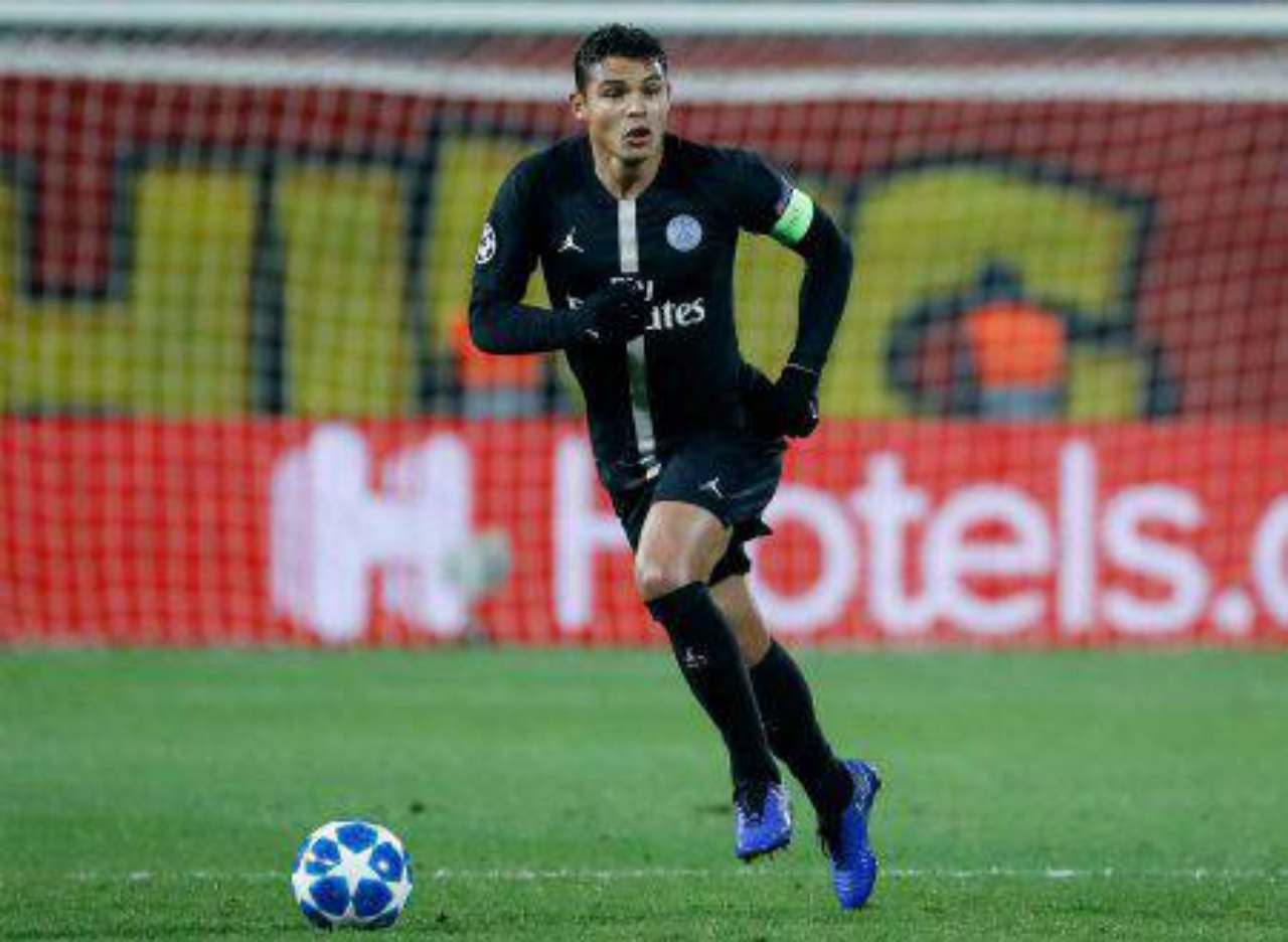 Milan, agente Thiago Silva: