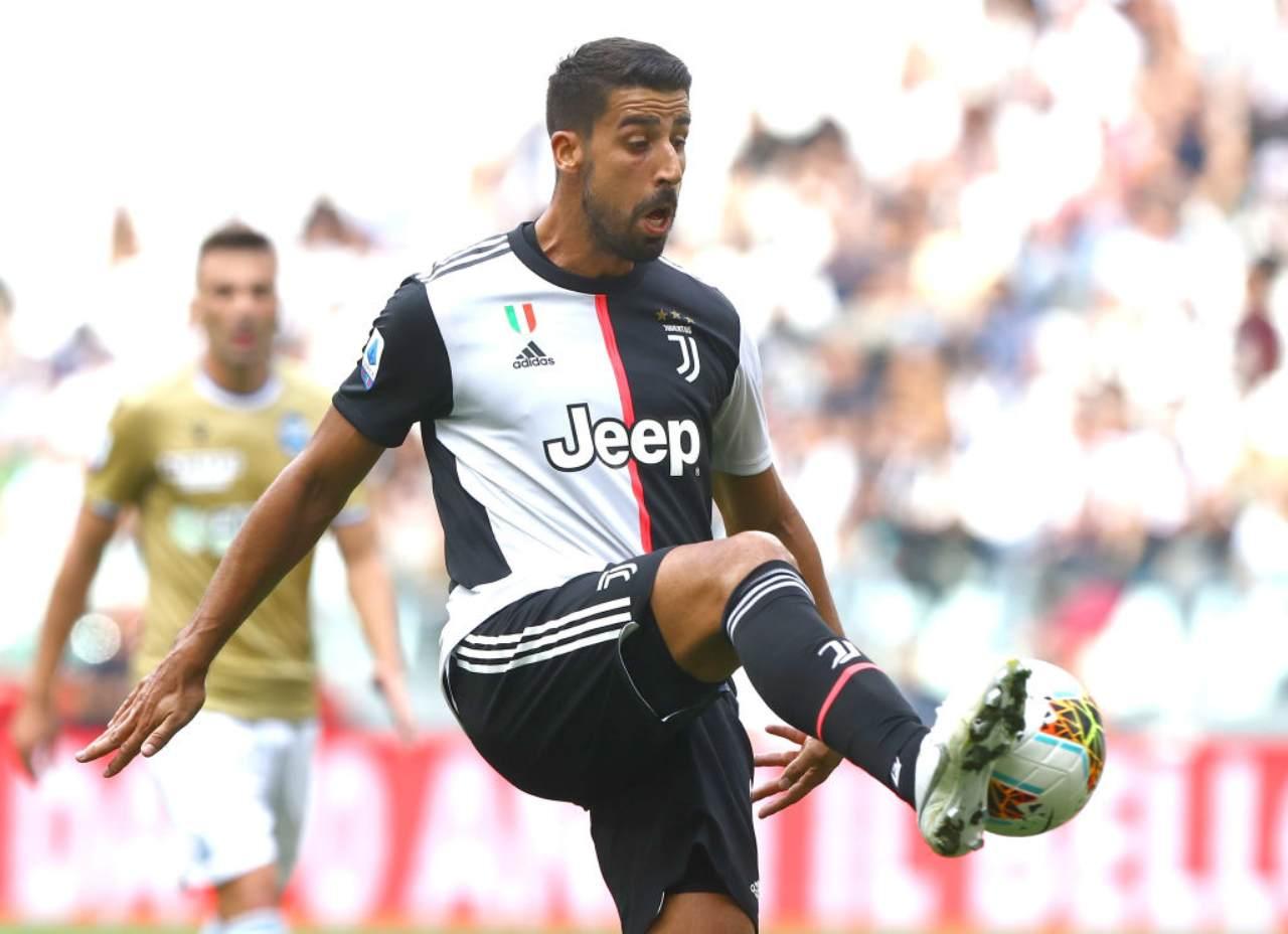 Khedira Juventus Al-Duhail